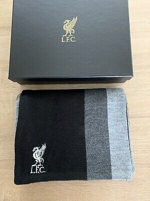 Liverpool Football Club LFC Official Rare Scarf, New In Box