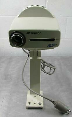 Topcon ACP 7 Auto Chart Commercial Wall Mount Projector Vision Exam Optometry