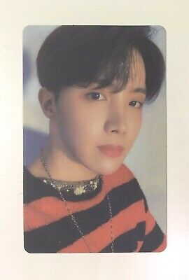 BTS Bangtan Boys Map of The Soul MOTS Version 4 J-hope/Hoseok photocard