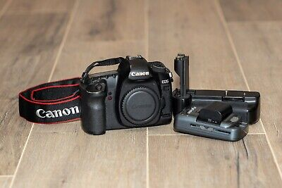 Canon EOS 5D Mark II 21.1MP Digital SLR Camera (NO RESERVE!)