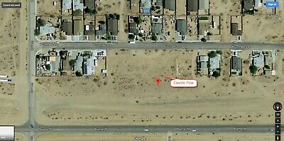 Electricity in Area - Rare Opportunity - RIDGECREST, Kern County, CA - 0.11 AC