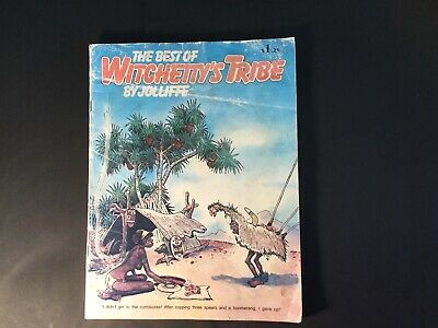 The Best Of Witchettys Tribe by Jolliffe 1980