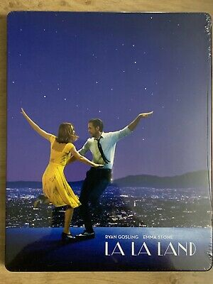 Blu ray steelbook «LA LA LAND » KOREAN FNC EDITION