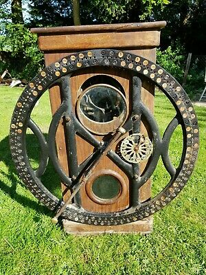 Vintage time recording machine   - Victorian  - National Time Recorder Company
