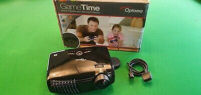 Optoma Projector Gametime GT700 HD 3D Short  throw