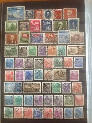 East Germany DDR 1949-56 Used Collection