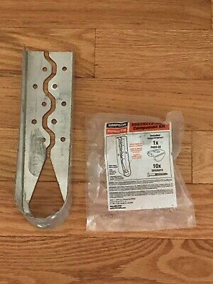 Simpson Strong-Tie HDU4-SDS2.5 Predeflected Holdown with SDS Screws New