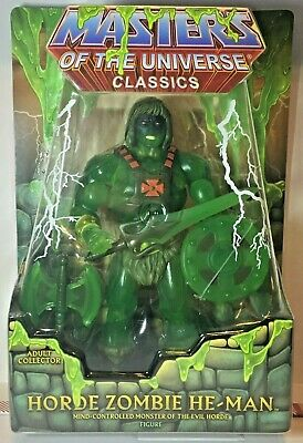 Power-Con Exclusive HORDE ZOMBIE HE-MAN Slime Pit MOTU Masters of the Universe