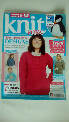 Knit Now Magazine Issue 96 Mag only no free kit