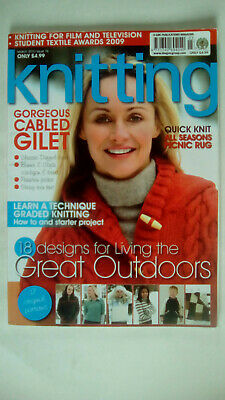 Knitting Magazine Issue 74 March 2010
