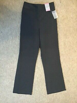 Age 11 Girls Grey School Trousers From Matalan Bnwt