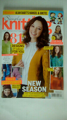 Simply Knitting Magazine Issue 144