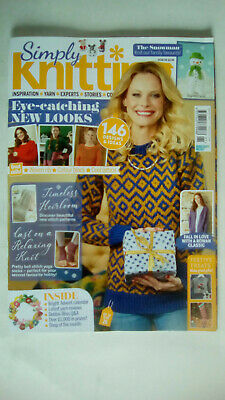 Simply Knitting Magazine Issue 191