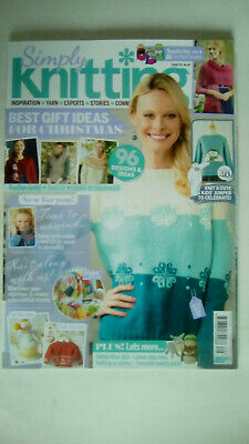 Simply Knitting Magazine Issue 179