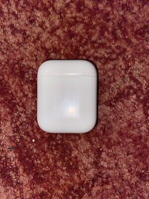Apple AirPods White Headsets with Charging Case