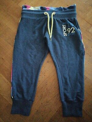 Sketchers Cropped Jogging Bottoms Casual Sports Trousers age 10-11