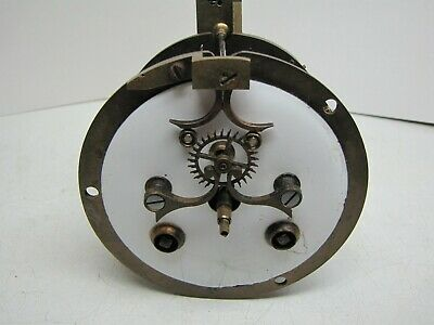 An incomplete French Striking Clock Movement