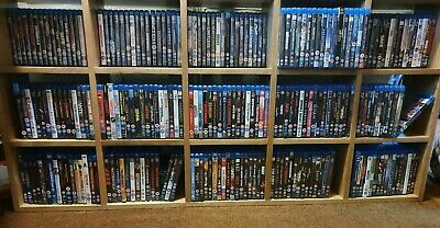 Huge Job Lot Collection - Blu Ray dvds - Lots of Action Films