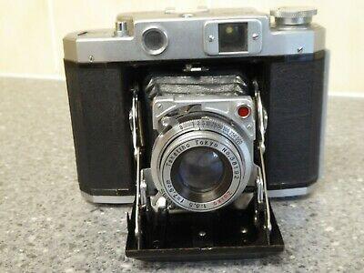 Vintage Camera Mamiya 6 6x6 Zuiko Lens  Made in occupied Japan