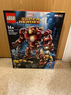 LEGO Marvel Super Heroes Hulkbuster: Ultron Edition (76105)  Brand New