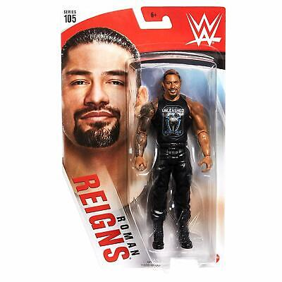 WWE Basic Action Figure Series 105 - Roman Reigns *BRAND NEW*