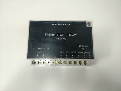 Selco 601 A 5000 Thermistance Relay Neselco