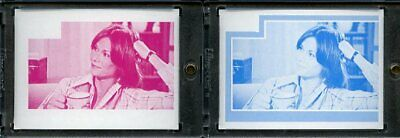 1977 Topps Charlies Angels Color Separation Proof Cards. #189