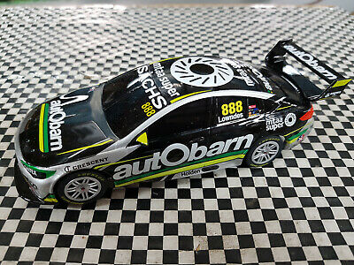 Scalextric Commodore #888 Autobarn Lowndes Mint unBoxed