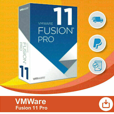 Vmware Fusion 11 Pro Mac 🔑Lifetime Keys🔑Official 2019 ♕ Fast Delivery🔥📩