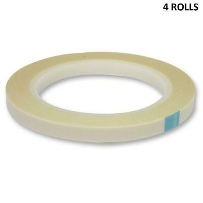 Hunkydory - 4 Rolls Of Double-Sided Tape - 9mm Width - 33 Metre Roll