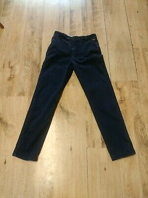 Boys Navy Ted Baker Trousers Age 14