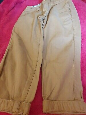 Lovely Boys Fat Face Trousers Age 5 Years