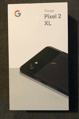 Google Pixel 2 XL G011C Just Black 64GB Box Only