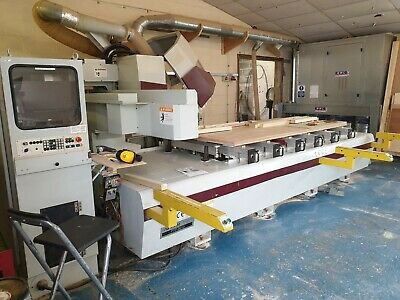 CNC router / machining centre - Anderson PTP 3013