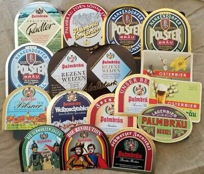 World wide nice lot of all different Beer labels II