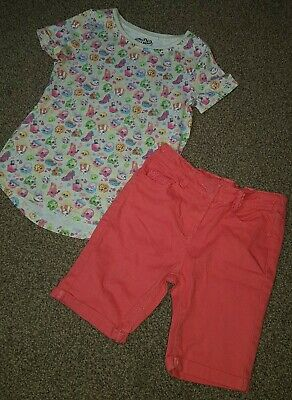 Girls Next and Matalan Bundle 6/7 years Holiday Summer 2 piece outfit