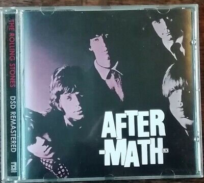 The Rolling Stones - Aftermath UK ABKCO DSD Remastered. Excellent Condition
