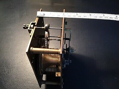 Clock Movement Fusee Working Condition