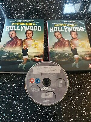 Once Upon a Time in Hollywood R2 DVD
