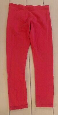 Faded Glory Pink Leggings Size L 10/12