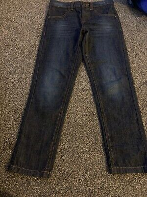 Boys Blue Zoo Skinny Jeans Age 7 Yrs
