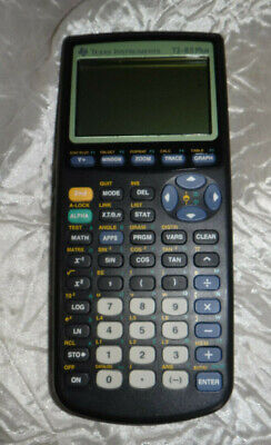 Texas Instruments TI-83 Plus Graphing Calculator No Cover