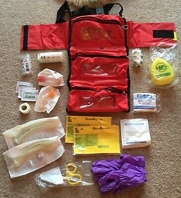 Sp Services Waist First Responder First Aid Kit With Contents