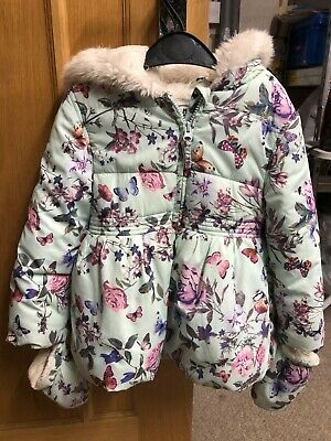 Marks and Spencer girls winter coat 3-4 years