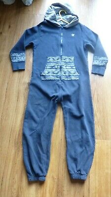 Next Boys Hooded Onesie (not Gerber) 8 Years