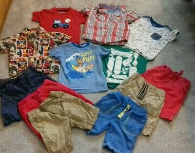 Boys Spring Clothes Bundle 3-4 Years