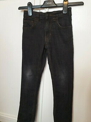 Next Boys Age 5 Black Jeans : Regular Fit : Great Condition!