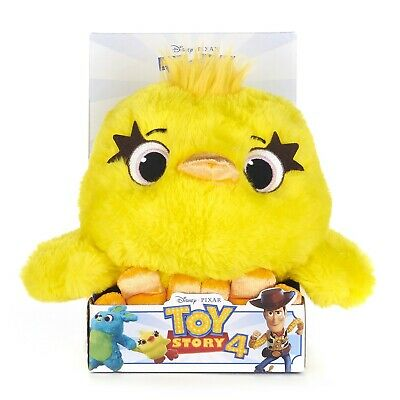 NEW Disney Pixar Toy Story 4 Ducky 25cm Soft Toy in Gift Box