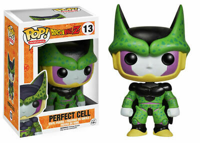 Funko Pop Animation Perfect Cell # 13 Dragon Ball Z NEW Vinyl Figure