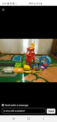 Fisher Price My First Thomas & Friends Railway Pals Destination Discovery Train